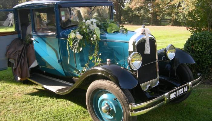 Citroen C4 1929 - Location de voitures de collection - Autos Rétro Plaisir