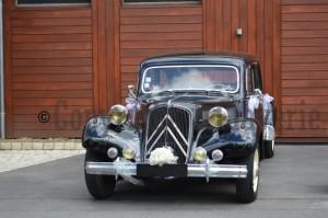 Citroen Traction Limousine