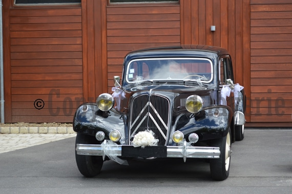 Citroen Traction Limousine