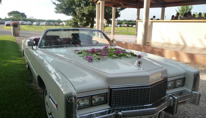 Cadillac - Location de voitures de collection - Autos Rétro Plaisir