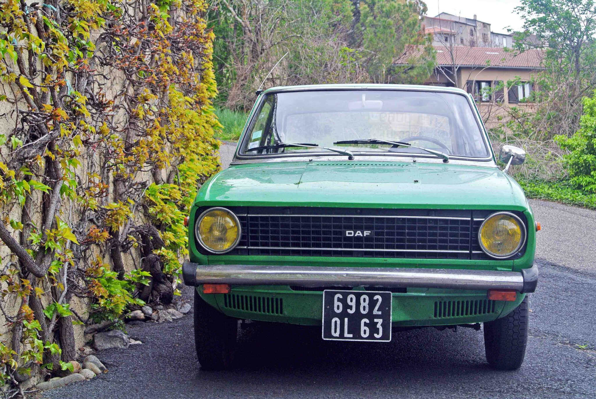 Daf coupé 66