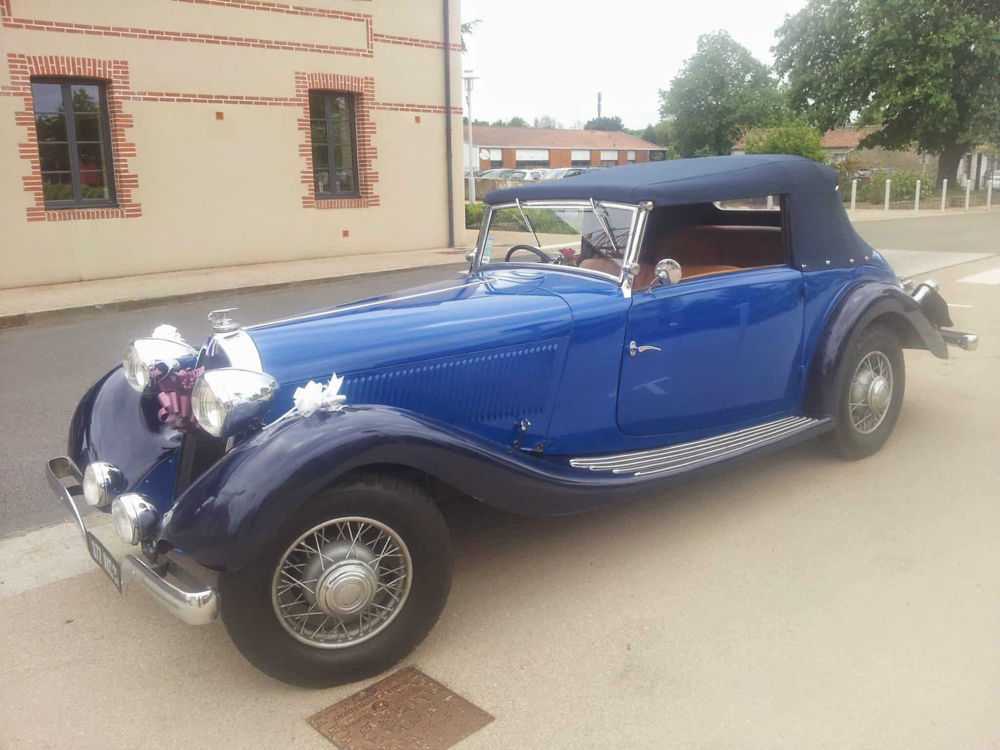 Talbot Cabriolet