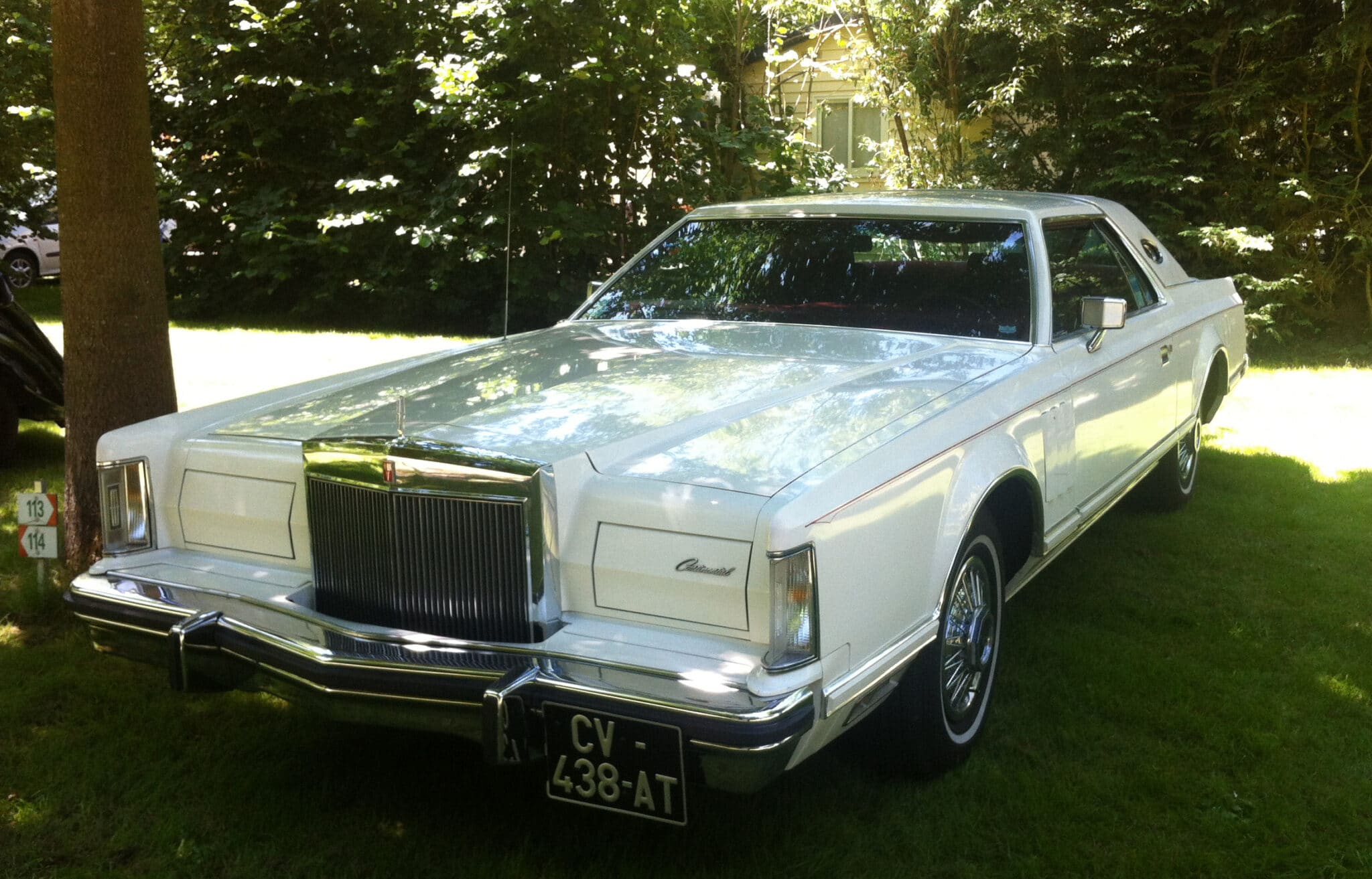 Lincoln Continental Coupé 1978