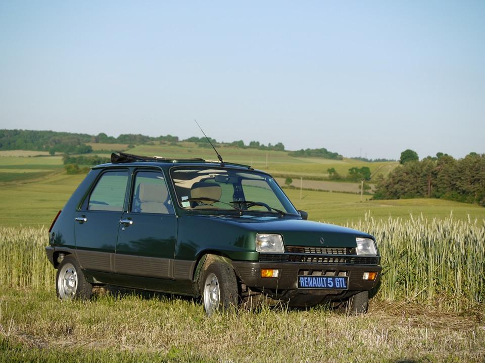 Renault 5 Découvrable