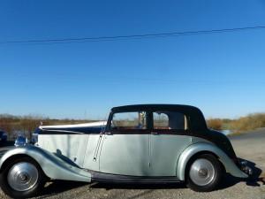 Rolls Royce 1937