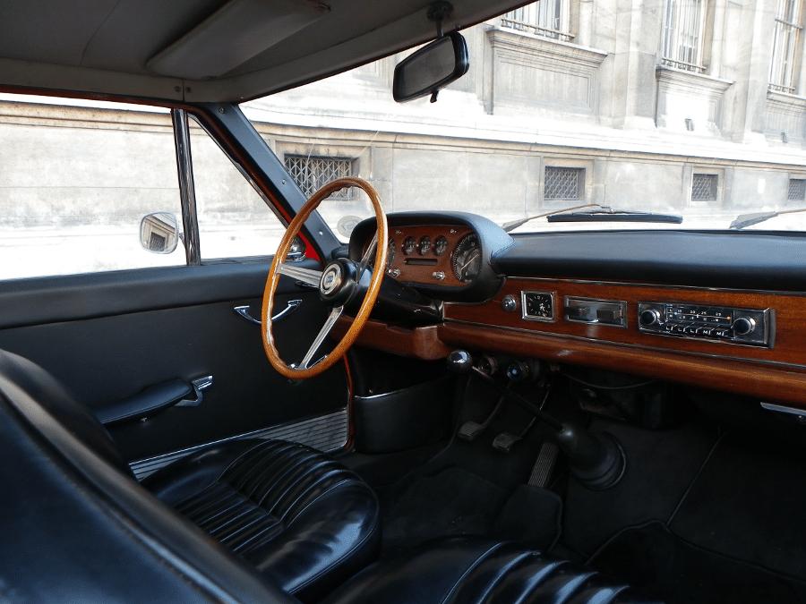Lancia Flavia coupé 1966