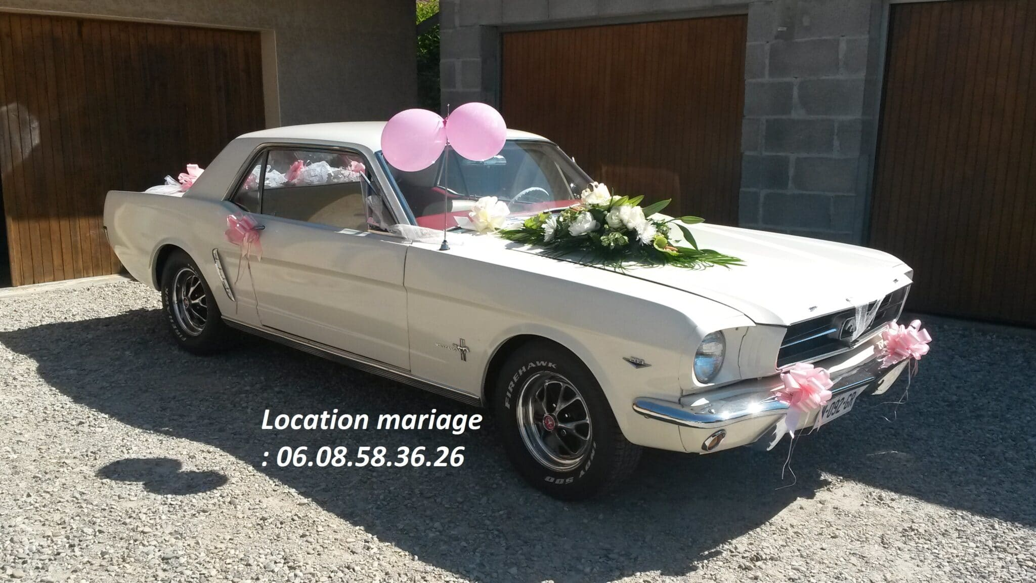 mustang isere