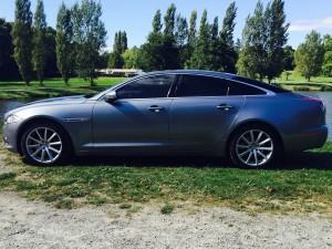 jaguar xj portfolio 2012