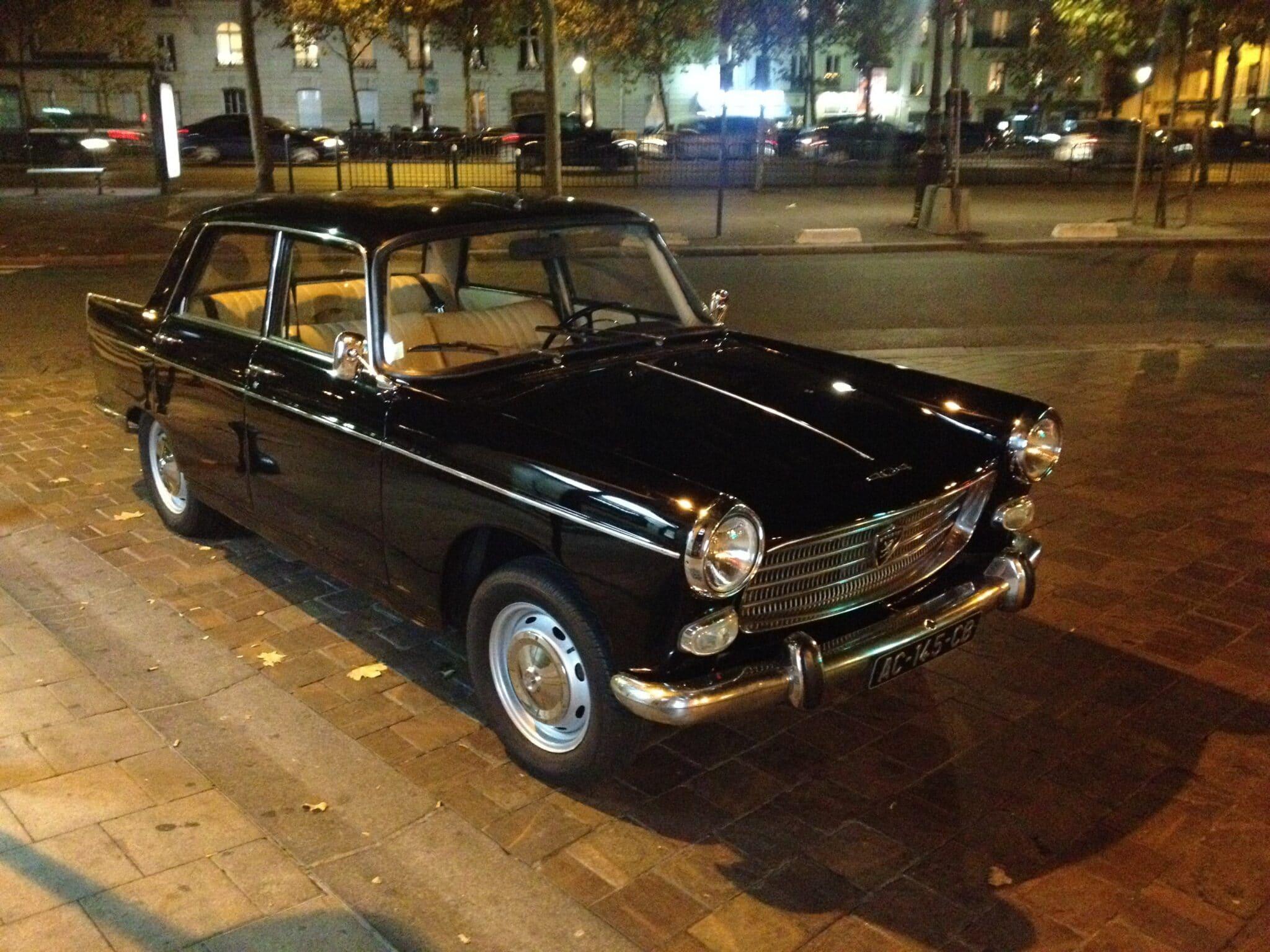 Peugeot 404 1964
