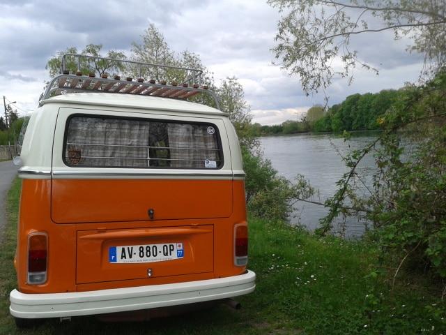 Wolkswagen Combi 1973
