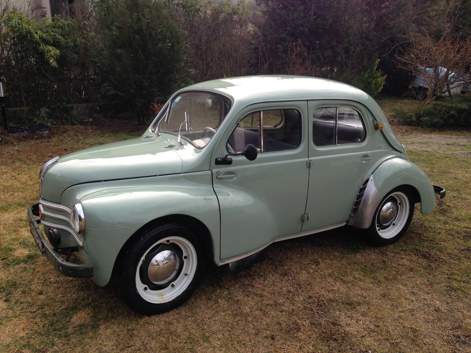 4 CV Renault 1957