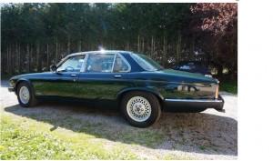 Jaguar XJ12 1987