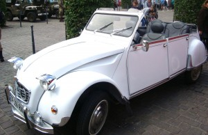 2 cv calva decapotable