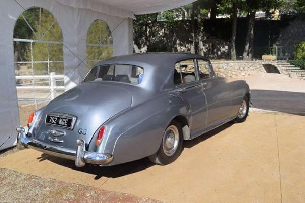 louez une bentley s2 1960 autos r tro plaisir. Black Bedroom Furniture Sets. Home Design Ideas