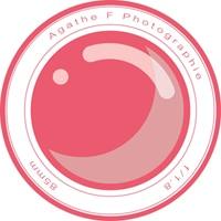 logo agathe photographe