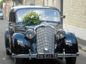 mercedes 170 1952